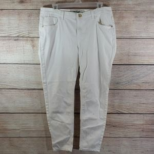 Von Dutch Originals white jeans